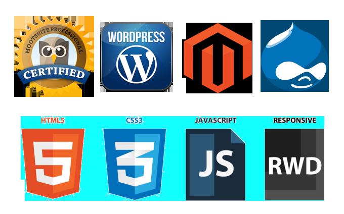 certifications web design ducksoup designs